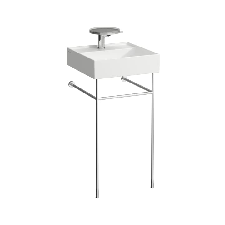 Washbasin frame, chromed, matches washbasin 815331