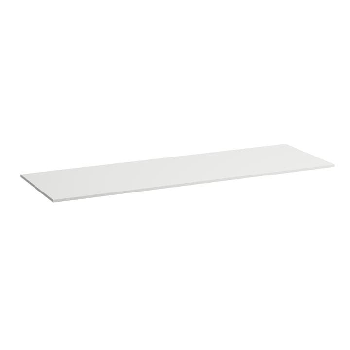 Countertop, 1600 mm, with cut-out left, 13 mm thick