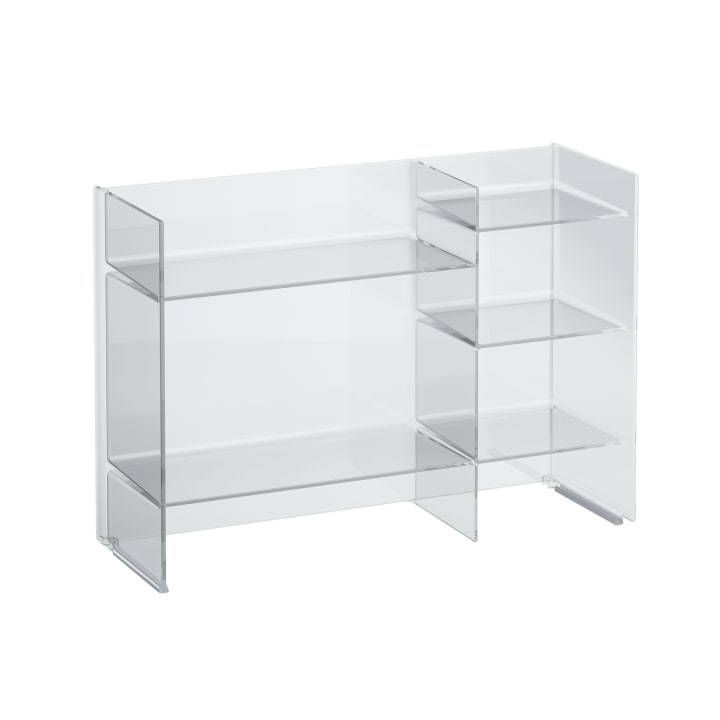 Shelf 'Sound rack', plastic