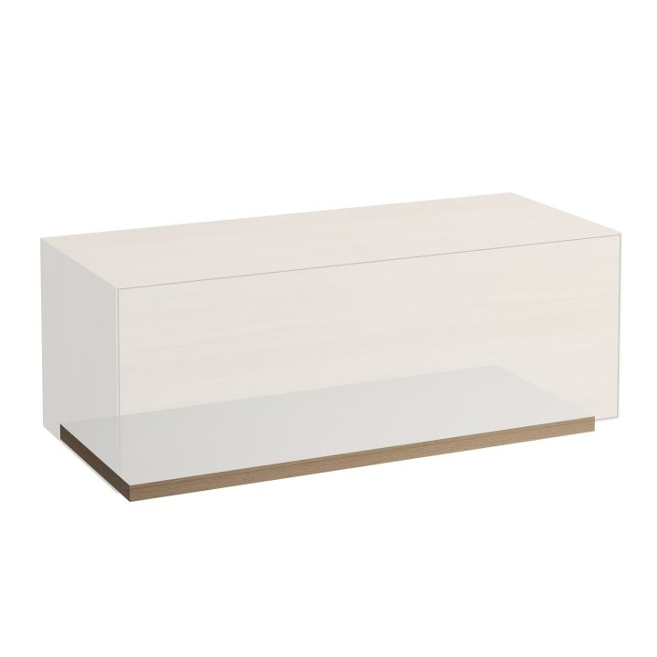 Base for drawer element 1200x500 mm (for floor mounting)