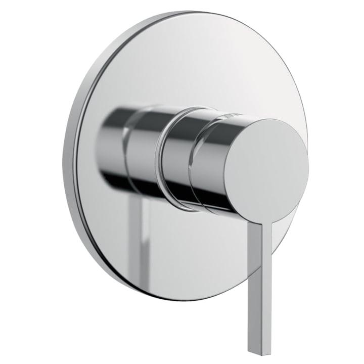 Set for concealed shower mixer