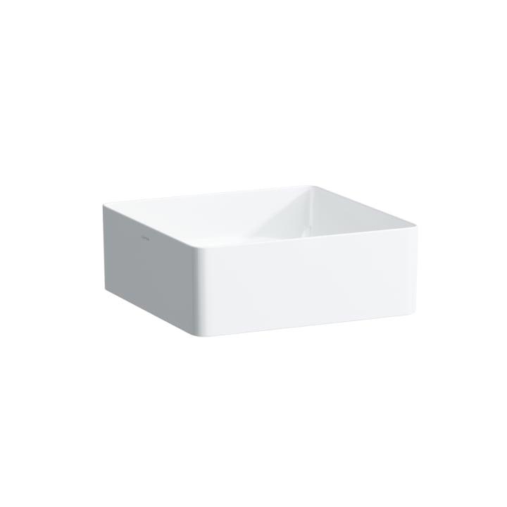 Bowl washbasin, square