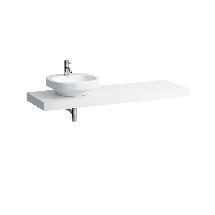 Countertop, 1600 mm, without cut-out