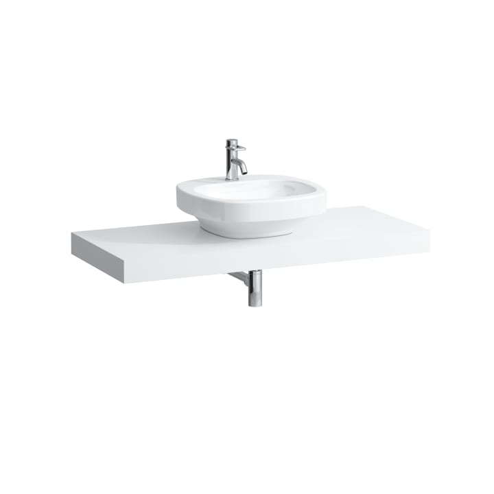 Countertop, 1200 mm, with centre cut-out