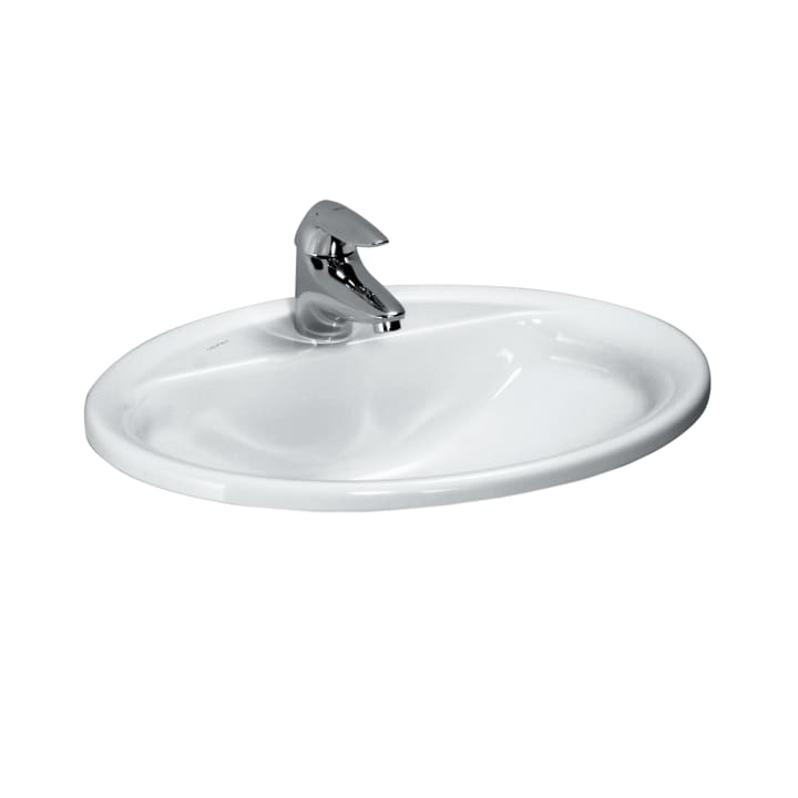 Drop-in washbasin