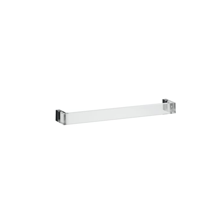 Towel holder 'Rail', 450 mm, plastic
