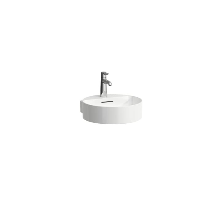 Small washbasin, undersurface ground