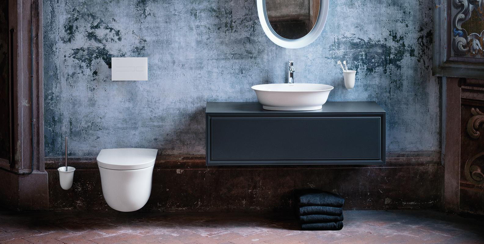 TheNewClassic, Wanders, design, collection, novelties, designer, bathroom, laufen