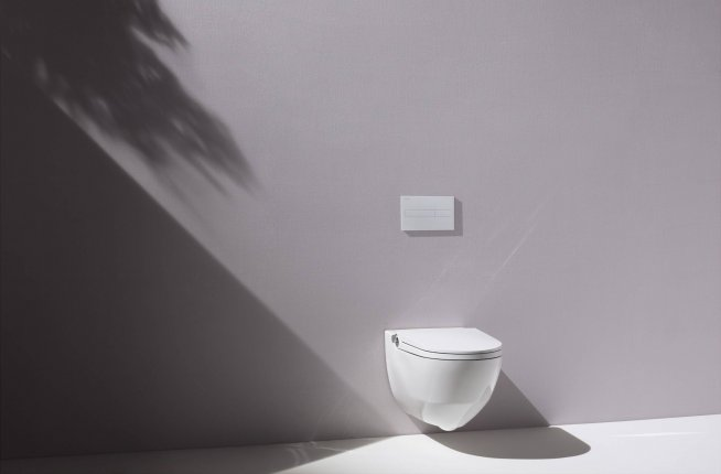 Shower toilet, Riva
