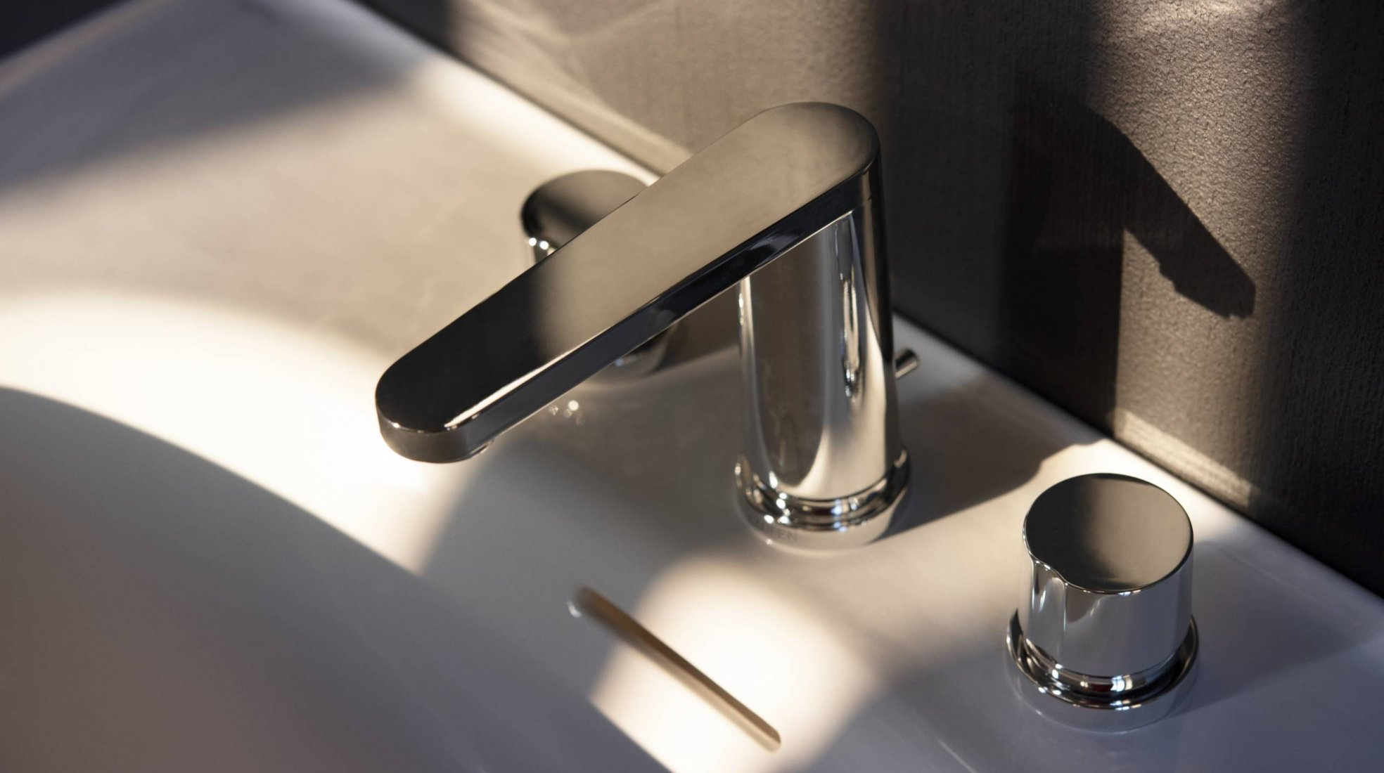 The New Classic faucets by Marcel Wanders
