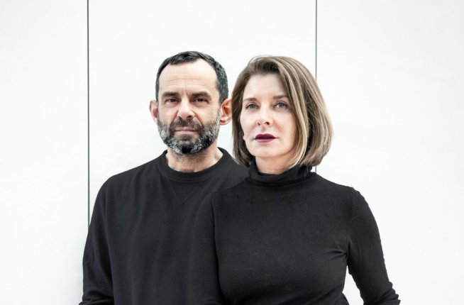 Ludovica + Roberto Palomba, kartell by laufen, designers