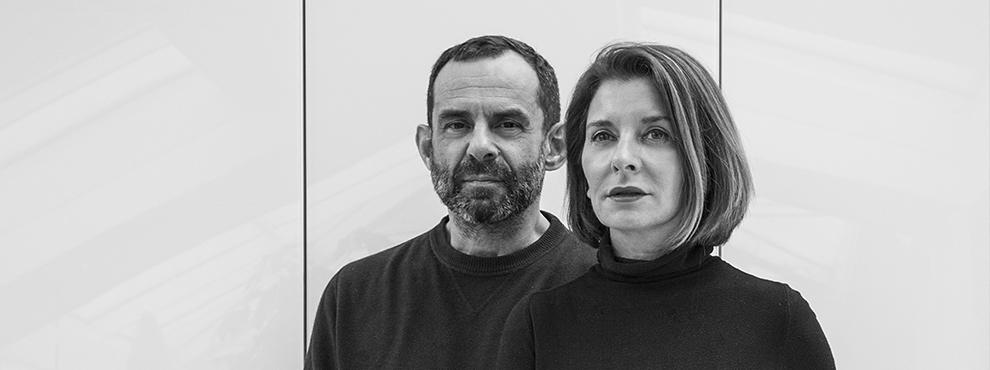 Ludovica + Roberto Palomba, kartell by laufen, designers