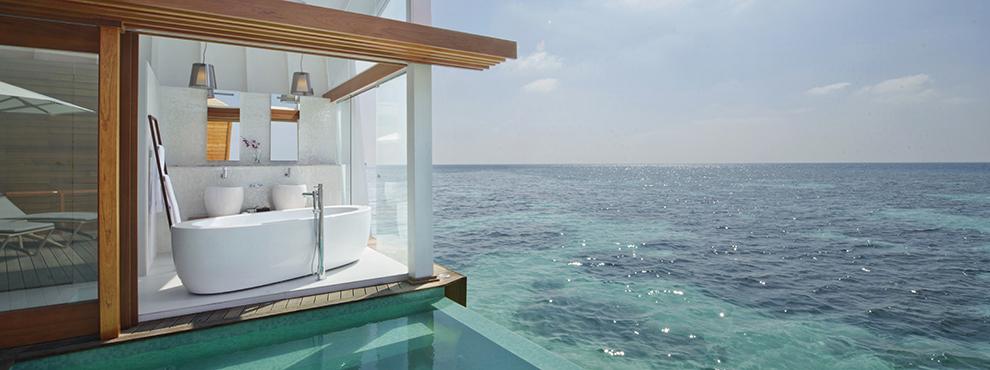 Kandolhu Island Resort, Maldives, hotel, design