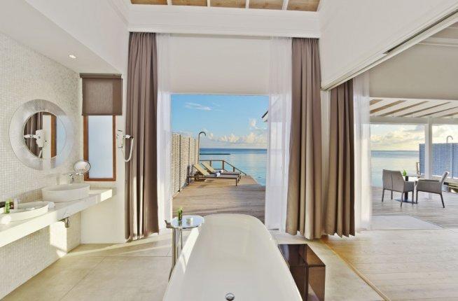 Kuramathi Island Resort, Maldives, hotel