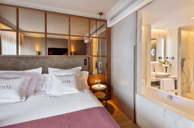 Hotel Barceló Emperatriz, hotel, interior