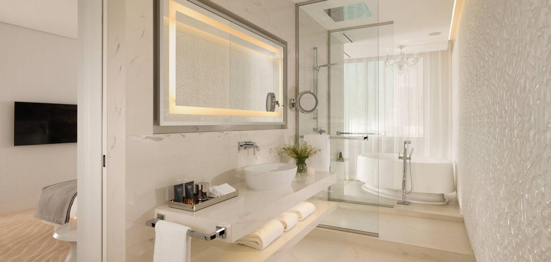 Mondrian Doha, Qatar, hotel, interior, Marcel Wanders