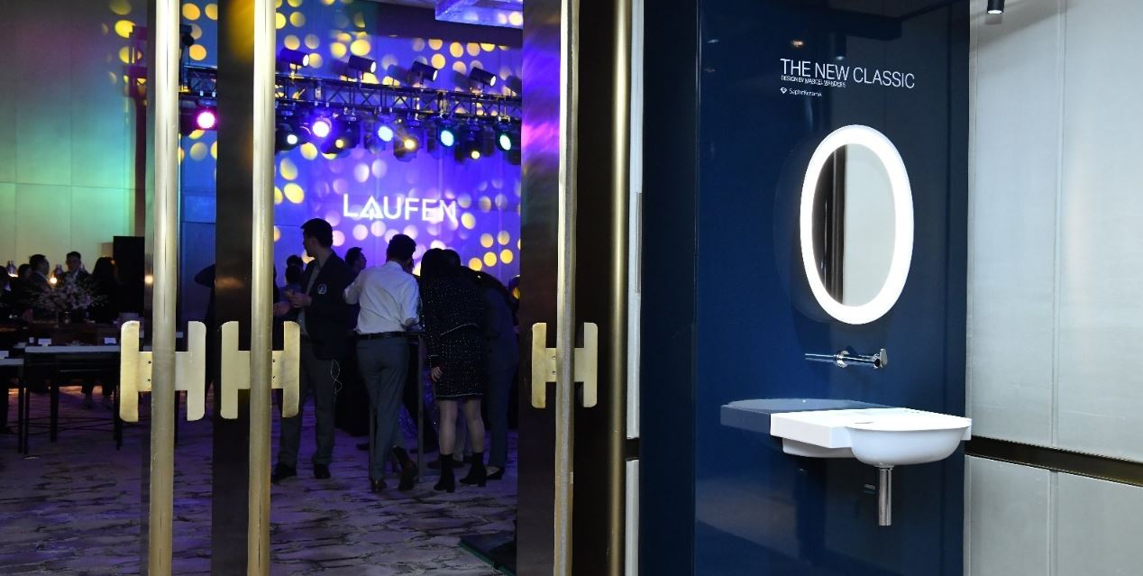 LAUFEN, the new classic, marcel wanders
