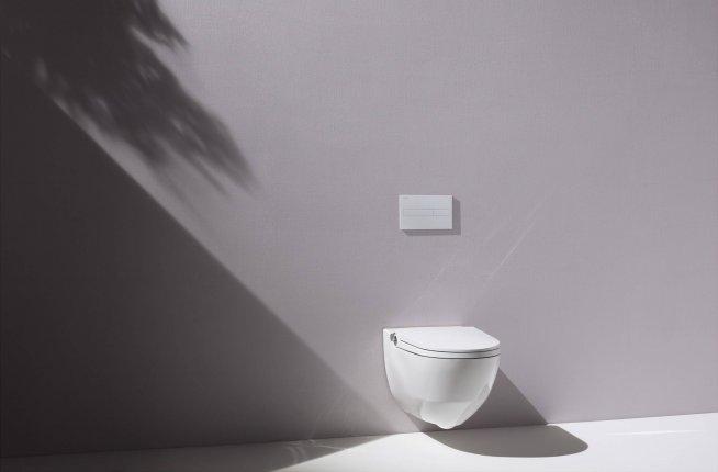 Shower toilet, Riva