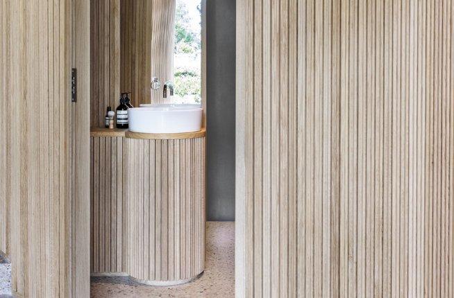 Swiss Embassy, Hellerup, desing, bathroom