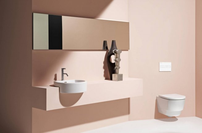 save, toilet, separation toilet, innovation, sustainability, laufen, architonic