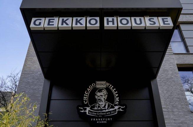 Gekko House, laufen
