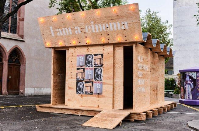 LAUFEN, CINEMA, movies